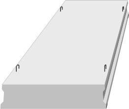 железобетонные плиты покрытия