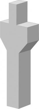 колонны жби