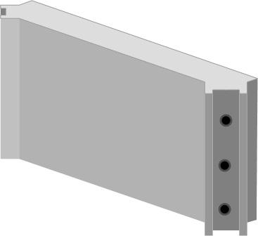 панель силоса