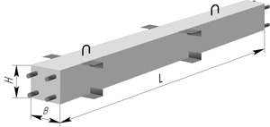 железобетонные колонны зданий