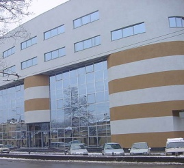 Универсальный торговый комплекс с офисами г.Ставрополь ул.Булкина