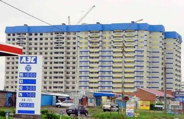 16-этажный жилой дома в ЮМР. г. Краснодар